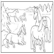 25 Zoeken Paarden Playmobil Manege Kleurplaat Mandala Kleurplaat