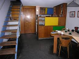 Le Retour Chez Canelle Le Corbusier