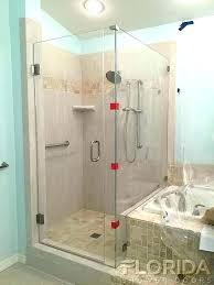 glass shower wall panels glass shower walls herringbone surround wall panels cost door installation frosted glass