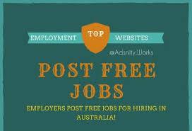 Employment Websites In Australia Employers Post Free Jobs