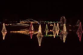 Salem Pond Lights Pond Town Christmas Lighting 2019 Utah Family Magazine