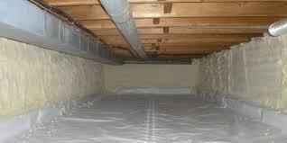crawl space insulation. Beautiful Insulation Crawl Space Insulation In N