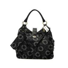 Coach Waverly Logo Medium Black Satchels DNS Give You The Best feeling!    My Style   Pinterest   Satchels and Black