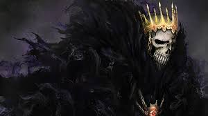 grim reaper wallpaper bleach espada barragan luisenbarn hd wallpaper