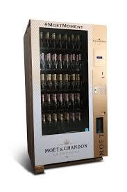 Champagne Vending Machine London Extraordinary Exciting News A Champagne Vending Machine Has Landed