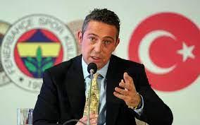 Ali Koç'tan Beşiktaş'a sert sözler