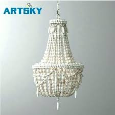white kids chandelier french retro white wood bead chandeliers kids room bedroom princess decorative chandelier small world market home ideas centre sydney