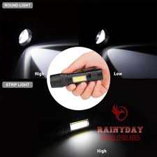 Hàng Loại 1 ] Bộ đèn pin siêu sáng mini pin sạc điện usb bóng led có zoom  chống nước cầm tay chuyên dụng giá cạnh tranh