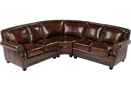 brown leather sectional sofas.  Brown Leather Sectional Couch And Brown Sofas X