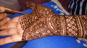 Full Hand Bridal Mehndi Designs Indian Wedding Full Hand Bridal Mehndi Design Indian Wedding Hit Design