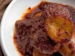 Banyak resep masakan jengkol yang berbahan utama jengkol, seperti resep semur jengkol, resep rendang jengkol, dan resep jengkol balado. Resep Semur Jengkol Betawi Asli Kuah Santan Pedas Food Food And Drink Indonesian Food