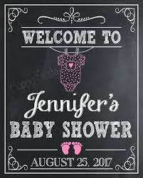 Fabulous Baby Shower Welcome Signs T50312 Baby Shower Welcome Sign