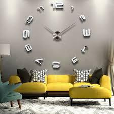 living room wall clocks. Living Room Wall Clocks Including Unique Chair Theme U