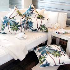 Palm Tree Bedroom Furniture Oasis Palm Tree Cushions Escapetoparadisecomau Escape To