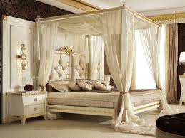 King Size Canopy Bed Style Design — Sourcelysis