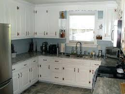 kitchen ideas white cabinets black countertop. Simple Countertop White Cabinets Gray Walls Grey With  Kitchen Also Appealing   Intended Kitchen Ideas White Cabinets Black Countertop