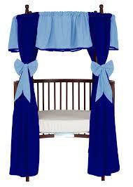 Circular Crib Bedding 12 Piece Solid Reversible Round Crib Curtain And Valance Set