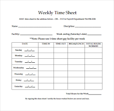 free printable weekly time sheets free printable weekly time sheets beneficialholdings info