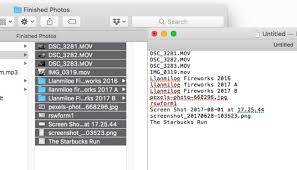 How To Create A Directory How To Create A List Of All The Files Inside A Macos Directory In
