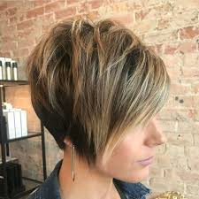 Best 10 Trendy Short Hairstyles With Bangs Poutedcom