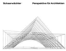 Perspektive Für Architekten Architektur Hatje Cantz Verlag