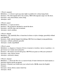 97 FREE Synonyms/Antonyms Worksheets