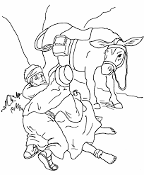 Small Picture Coloring Pages Coloring Page For Children Of The Good Samaritan