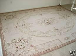 8x10 rachel ashwell shabby chic fl needlepoint rug