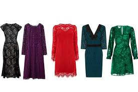 Seasonal Party Dresses To Love  The Online StylistChristmas Party Dresses Uk