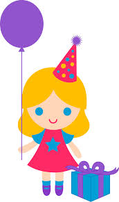 Cute Birthday Clipart Clipart Collection Dog With Balloons Clip