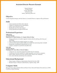 Resume Wording Examples Possible Objectives For Resumes Resume ...