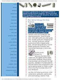 Drive Pins Threaded Press Fit Guide By Pinstech Issuu