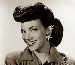 1940s hairstyles memorable pompadours carmen miranda