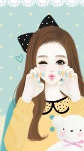 imagen descubierto por (-_ლ). Descubre (¡y guarda!) tus propias imágenes y  videos en We Heart It | Anime art girl, Cute girl drawing, Cute girl  wallpaper