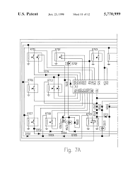 patent us5770999 vehicle light control system google patents patent drawing