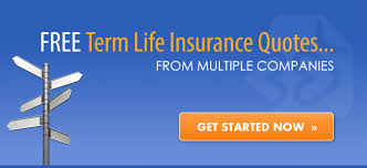 Free Quote Insurance Stunning Term Life Insurance Free Quote Ryancowan Quotes