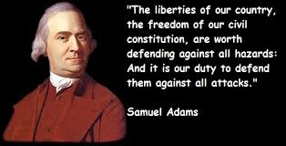 40 Samuel Adams Quotes QuotePrism Stunning Samuel Adams Quotes