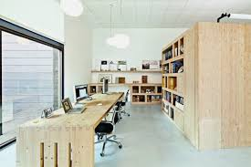 architects office design. Minimalist Office Interior Design Combining Two Companies Into One Architects
