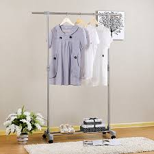 Mobile Coat Racks Delectable USD 3232] Simple Stainless Steel Coat Rack Floorbedroom Hanging