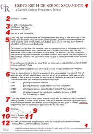 Letter Charitable Contribution Letter Template