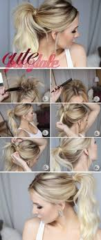 5 Minute Hairstyles For Girls 19 Lazy Girls Hairstyle Diy Ideas For All Busy Mornings And