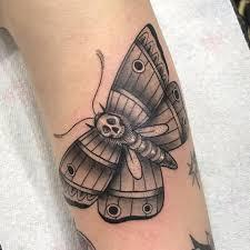 Death Head Moth Nevermore Tattoo Parlour Facebook