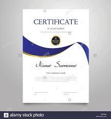 certificate template modern vertical elegant vector document  certificate template modern vertical elegant vector document luxury design diploma of achievement appreciation copy space for surn