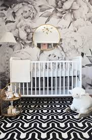 In the Nursery with Foxy Oxie | Flower mural, Project nursery and ...
