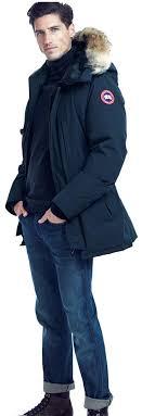 Canada Goose 2018 Black Friday Navy Men s Chateau Fur-trim Parka Puffy Ski  Coat