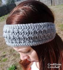 Crochet Ear Warmer Pattern Unique Sleek And Skinny Ear Warmer Headband Cre48tion Crochet