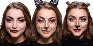 easy makeup for a halloween look the original mane n tail personal care
