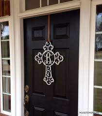 front door monogramBest 25 Monogram door decor ideas on Pinterest  Initial door