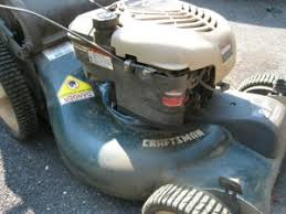 craftsman self propelled lawn mower. craftsman push lawn mower briggs and stratton engine self propelled