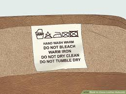 image titled clean leather naturally step 9